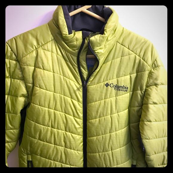 Size Columbia Lightweight Ridge Cabin Omni-Heat Jacket $90 Pick Color